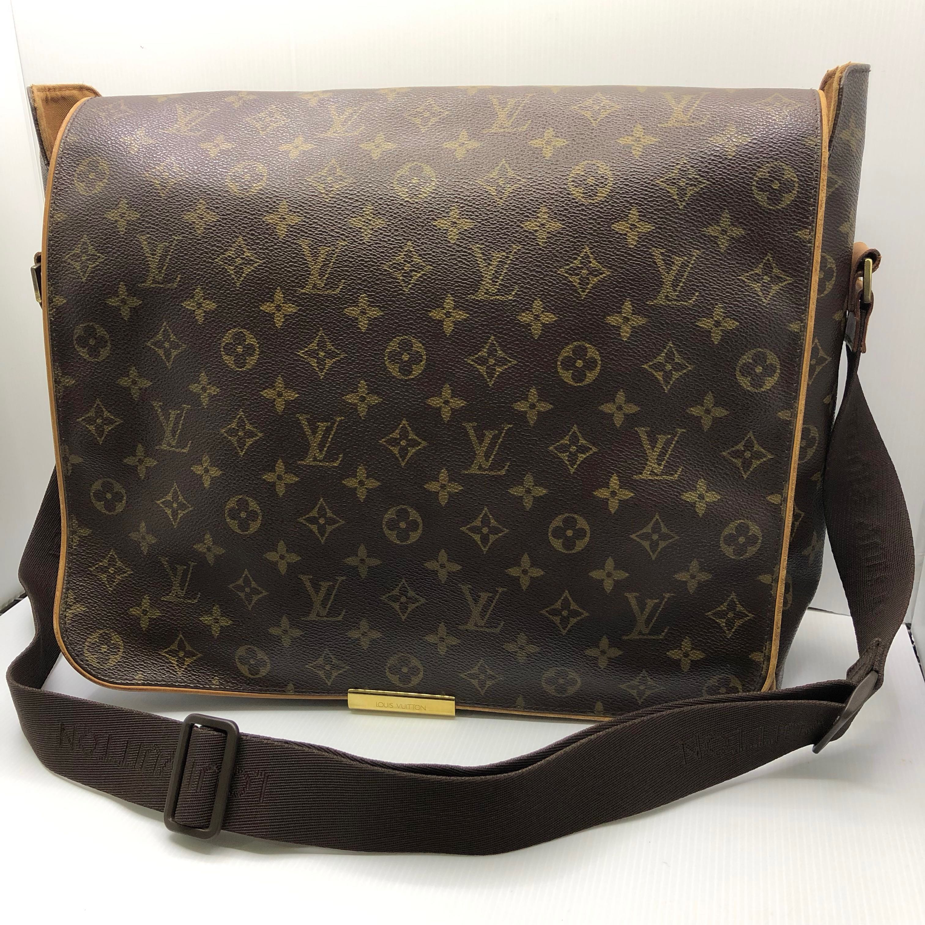 0719cf5c4d7d Louis Vuitton Monogram Abbesses Messenger Bag 197003494