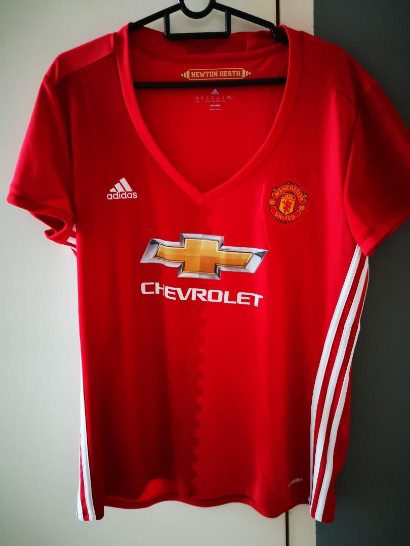31db64cc30b Manchester United Jersey