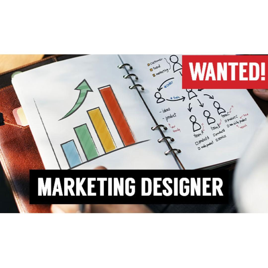 Marketing Designer