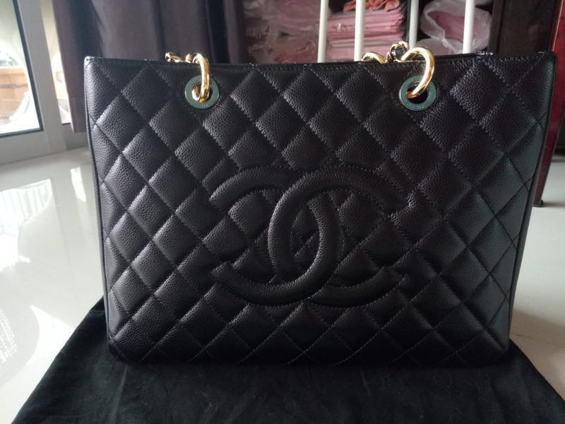 8a585089e880 New Chanel GST bag - Authentic, Luxury, Bags & Wallets, Handbags on ...
