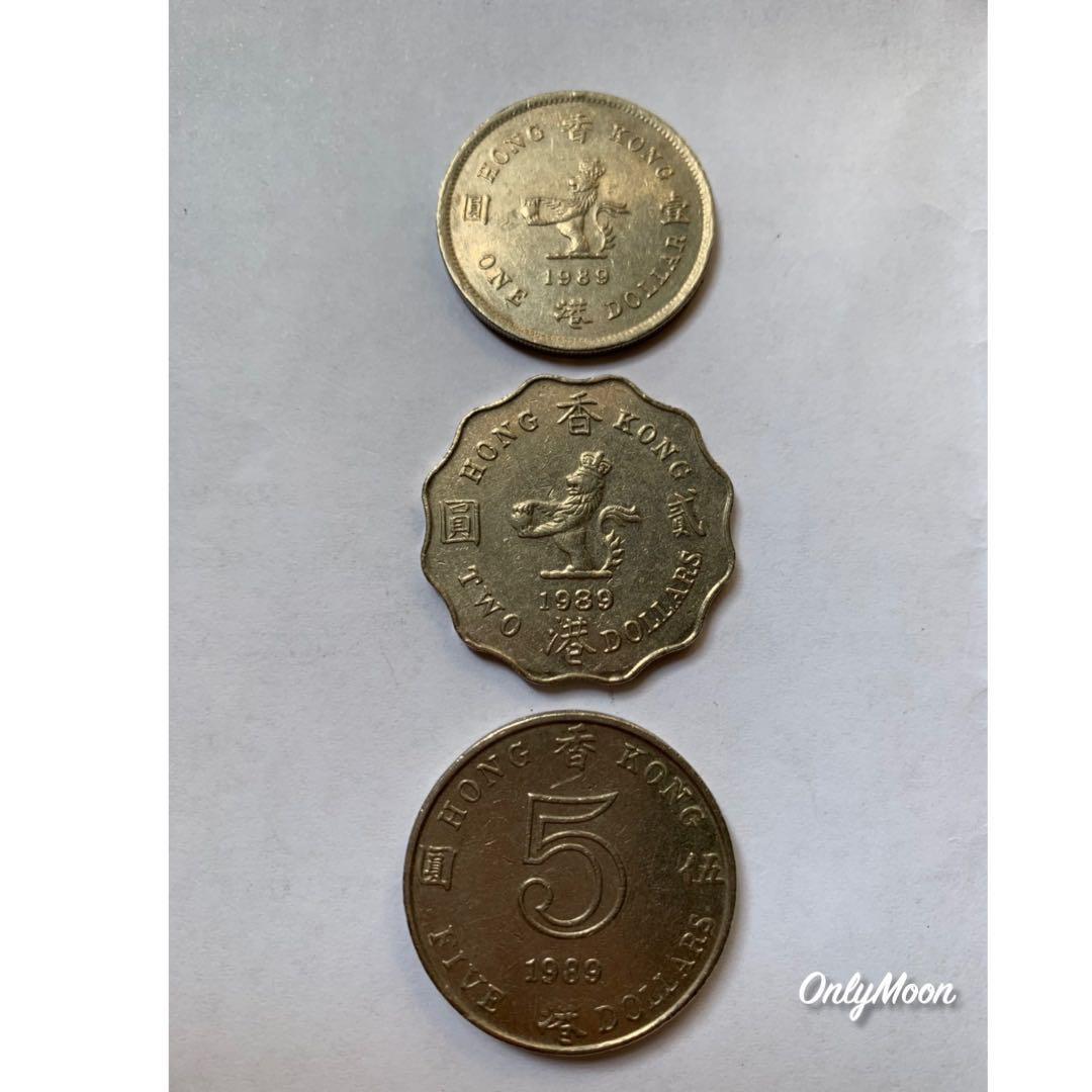 港英錢幣#newbieApr19