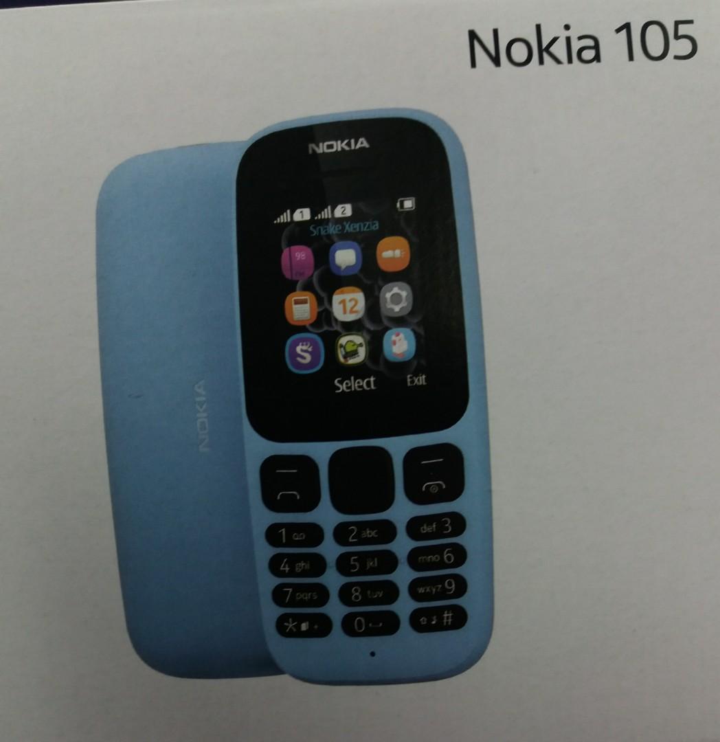 Nokia 105 duel sim