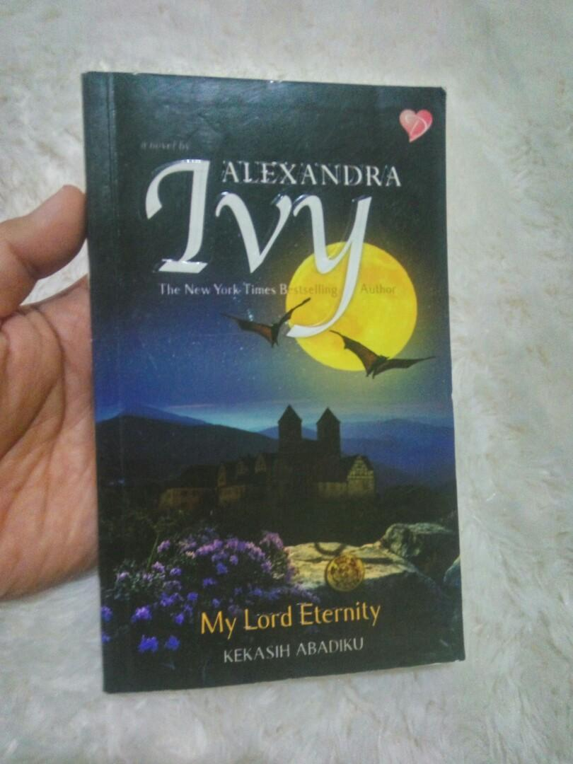 Novel alexandra ivy
