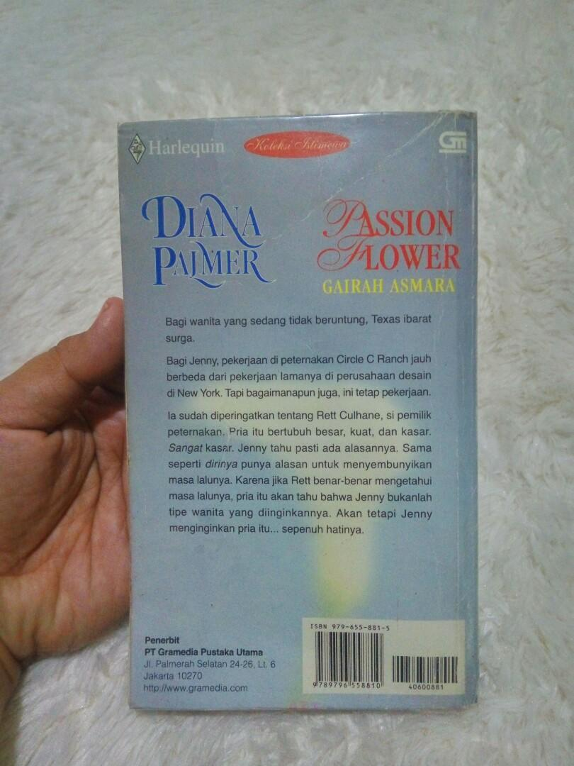 Novel diana palmer
