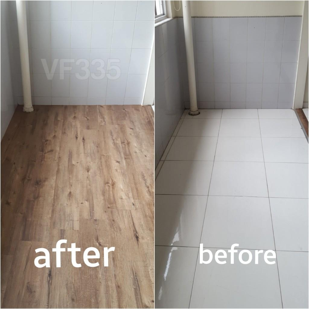 One Stop Flooring Service (Promotion price now!)
