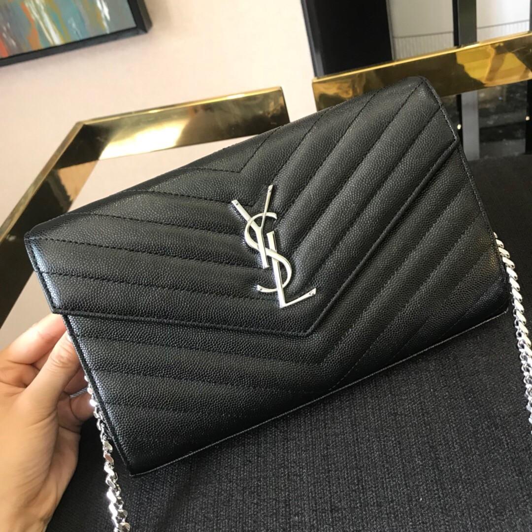 c9efffb0f8 Original Ysl woc, Luxury, Bags & Wallets, Sling Bags on Carousell