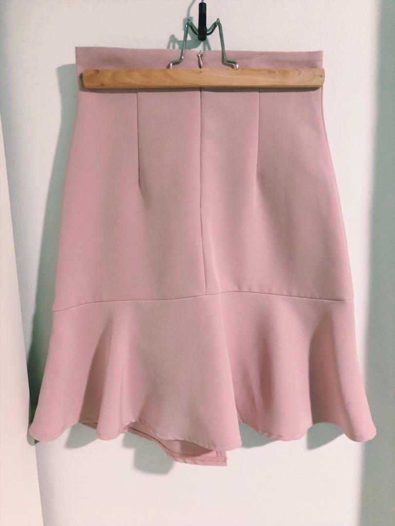 Playdress Dusty Pink Mermaid Skirt