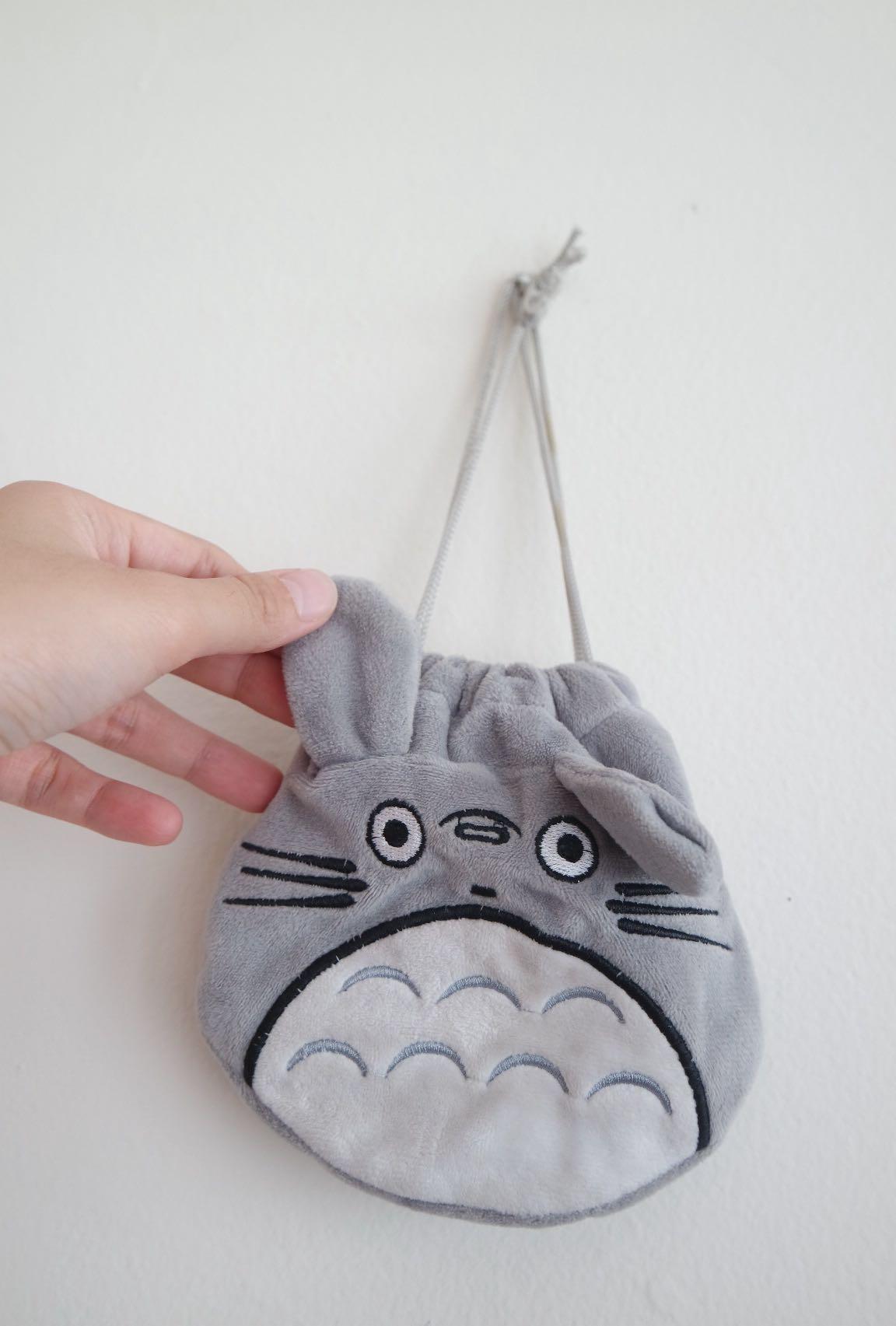 Pouch Totoro
