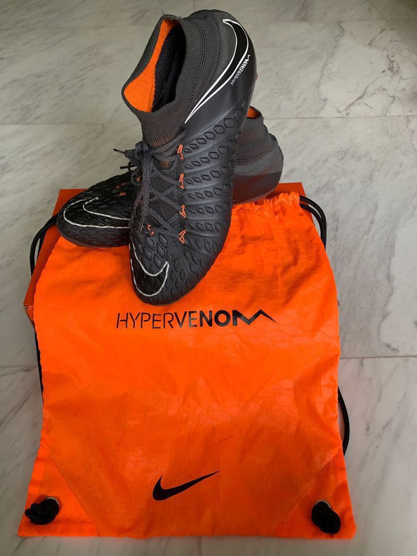 new styles 913c5 09692 <<🥇SALE>>Nike Hypervenom Phantom III Elite Dynamic Fit AG Football Boot