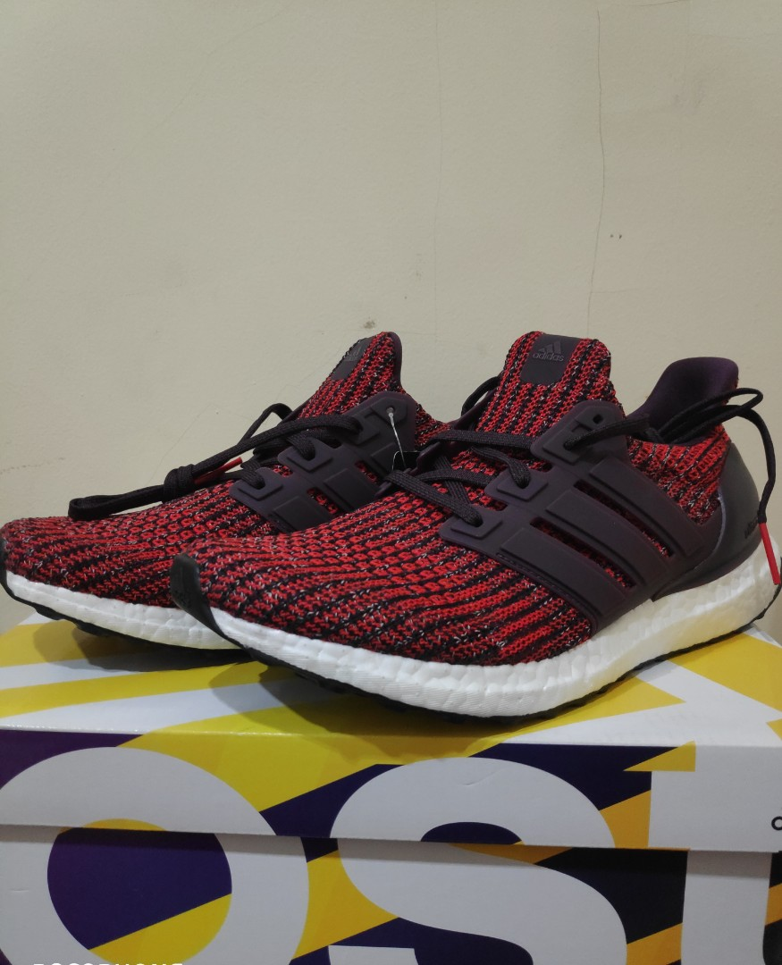 new style d9469 aa3bb Sneakers adidas ultraboost 4.0 burgundy legit check