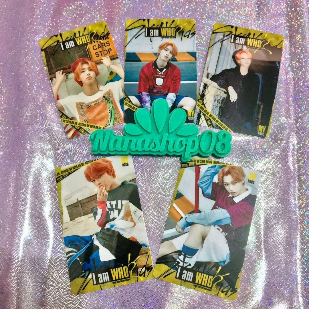 Sticker Card Kpop Stray Kids untuk Kartu ATM E-money TapCash Brizzi Transjakarta etc