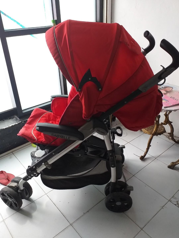 Stroller Baby Elle Polaris