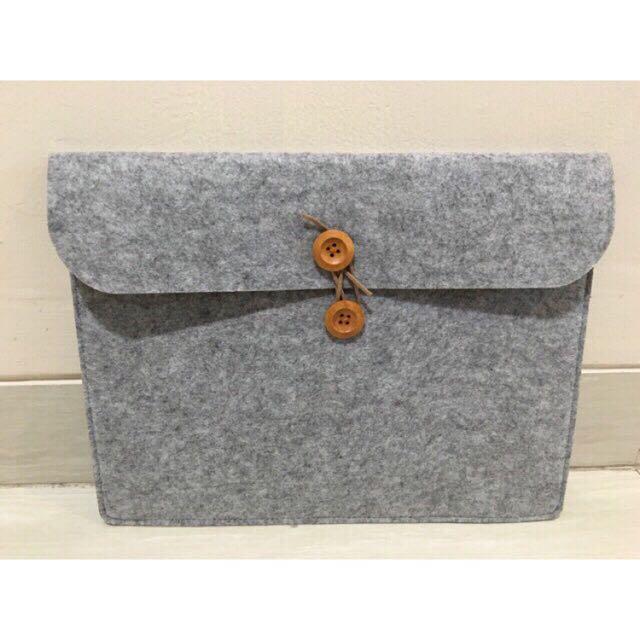 """Tas laptop 13-14"""" inch / pouch tempat laptop case"""