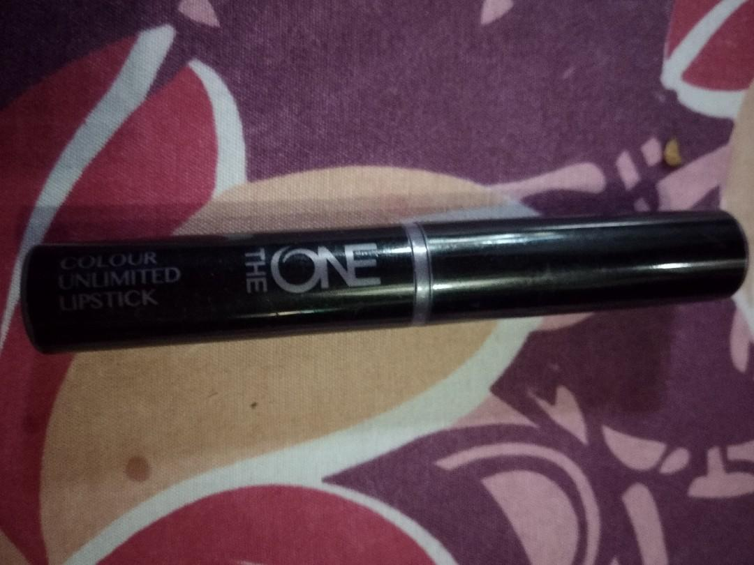 The one colour unlimited lipstik Oriflame