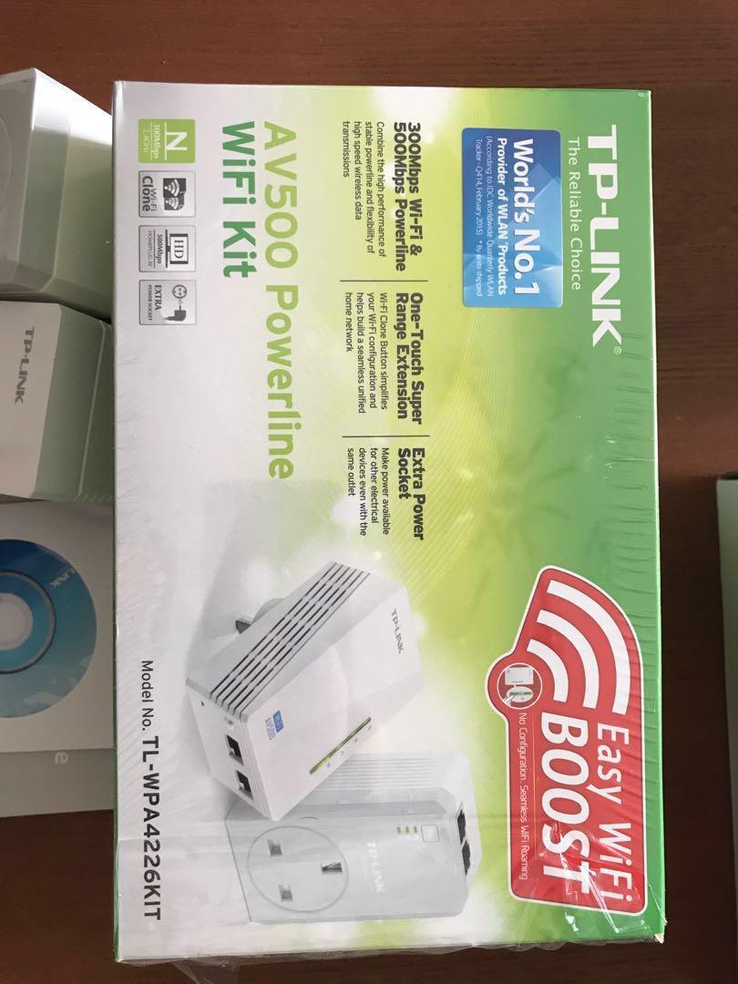 TP-Link Router AV500 WiFi Kit