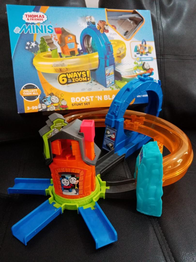Track Thomas Minis