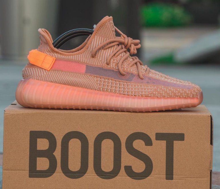 3342cfcca Yeezy Boost 350 V2 Clay US10