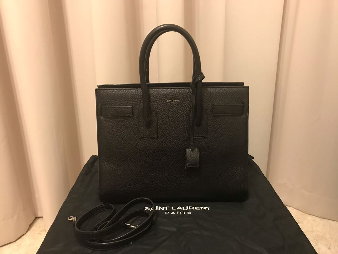 fa790e701aa YSL Saint Laurent Sac De Jour, Luxury, Bags & Wallets, Handbags on ...