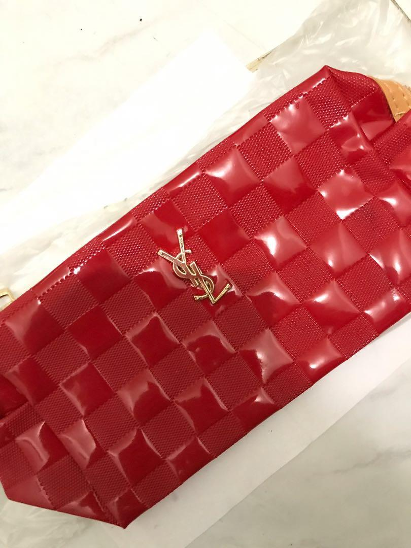 YSL small pouch