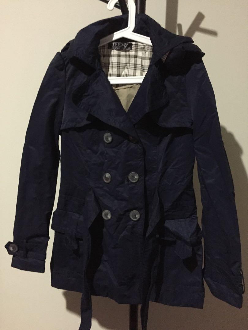 Zara winter coat Size M