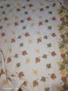 Bedcover only 2x2 meter