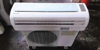 1hp fuji aircond call/ Whatsapp 0166526008