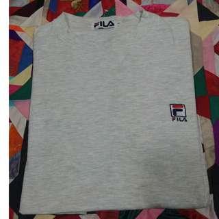 Fila T-shirt with small logo