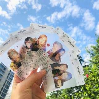 Twice 透明卡 1 set 9 HK$100