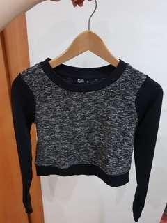 SALE Imported Cropped sweater