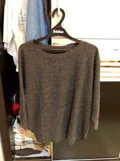 Sweater Rajut Uniqlo