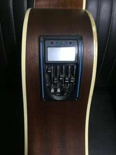 Acoustic guitar pickup