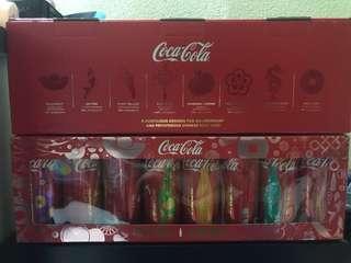 Coca Cola Coke CNY Prosperity Box edition 2019