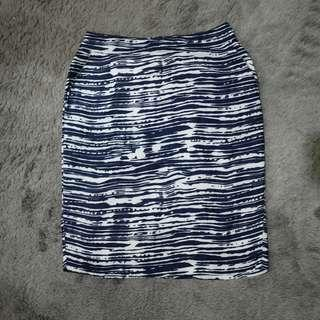 Marks&Spencer Blue Mix Skirt