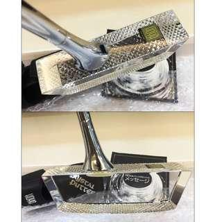Highly Collectible Item Japan HOYA Crystal Golf Putter New-In-Box