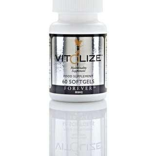 Vitolize Men's Vitality Supplement