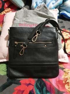 Arlington milne leather bag