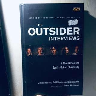 The Outsider Interview: A New Generation Speaks Out on Christianity