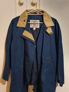 Drizabone full length jacket
