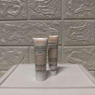 Avene Sample Rich Compensation Cream