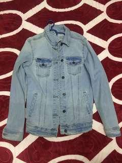 Denim Jacket Pull&Bear