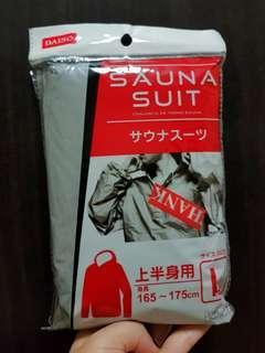 Sauna Suit Jacket Daiso L