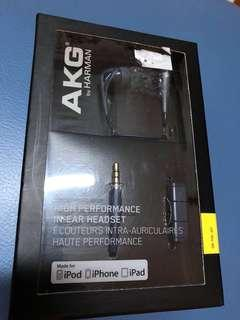 AKG by Harman K350 In-Ear Headset | AKG by Harman K350 入耳式耳機/耳筒