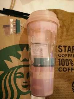 Starbucks慶州限定櫻花特別版2019🌸