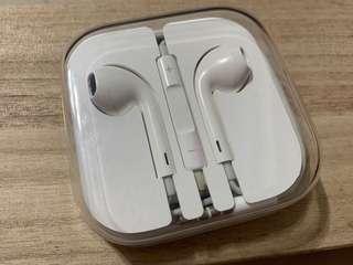 🚚 iPhone EarPods apple 3.5mm 圓頭耳機