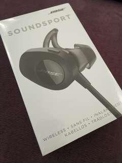 BOSE SOUNDSPORT Wireless Headphone 無線藍牙耳筒