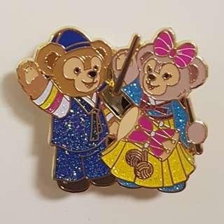 Disney pin 迪士尼徽章 2017徽章交換日 LE800