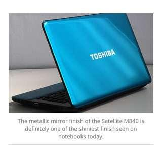 Toshiba Satellite M840 Core i5