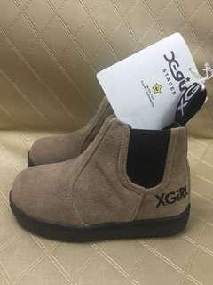 X-Girl Stage Boots Girls Shoes 女童鞋