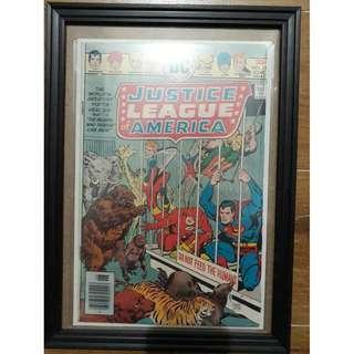 (Clearance Sale) Justice League of America #131 1976 bronze age DC Comics retro vintage Superman Batman family not Marvel