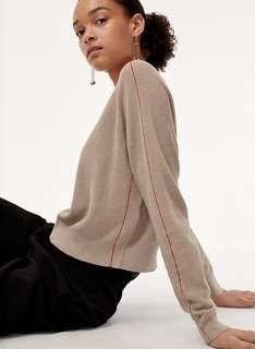 Aritzia babaton sweater/knit top